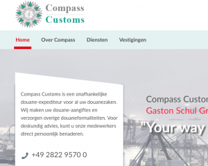 Compass Customs Douane expediteur