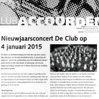 ISSUU Clubaccoorden december 2014 by Karin van der Velden