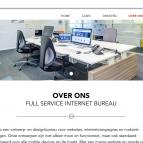 Teksten Website Foursites