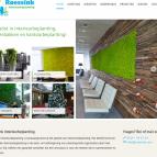 Redigeren webteksten Roessink Interieurbeplanting   Hydrocultuur kantoorbeplanting