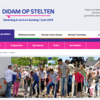 Website Didam op Stelten